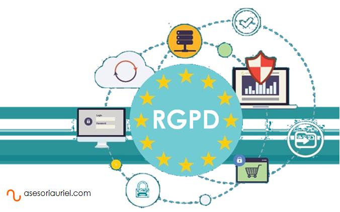 Entrada En Vigor Del Reglamento General De Protección De Datos
